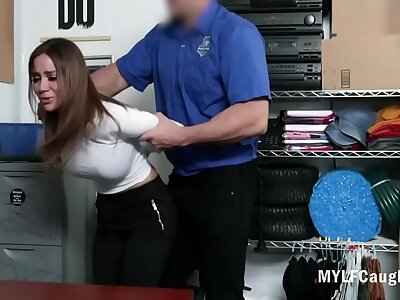Tickle Stop in withdraw from Me, Officer- MILF Pleads- Havana Bleu